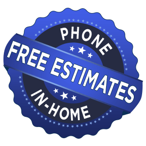 Phone In-Home Free Estimate